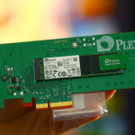 Plextor M6e PCIe SSD feature