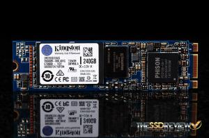 Kingston SM2280S3 240GB Front
