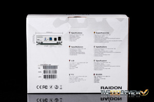 RAIDON Runeer Box Front