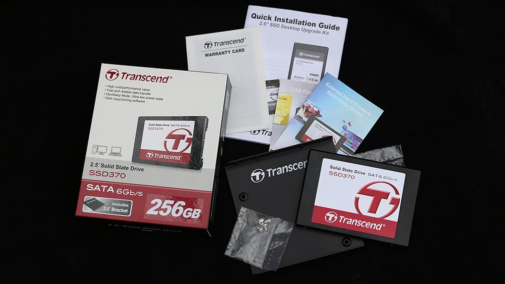 Transcend SSD370 SSD Accessories