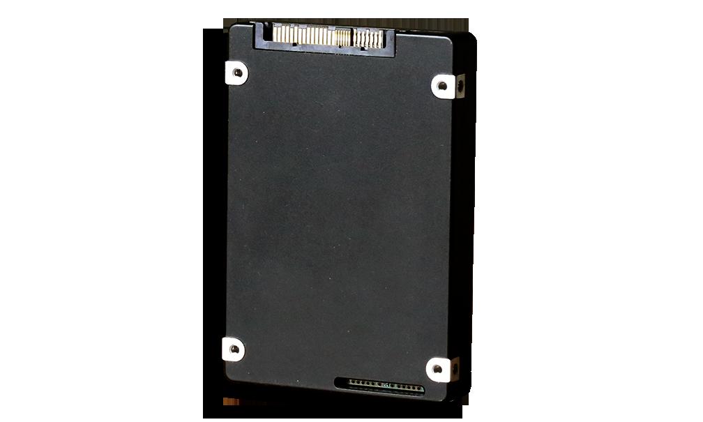 Samsung XS1715 1.6GB NVMe SSD Back