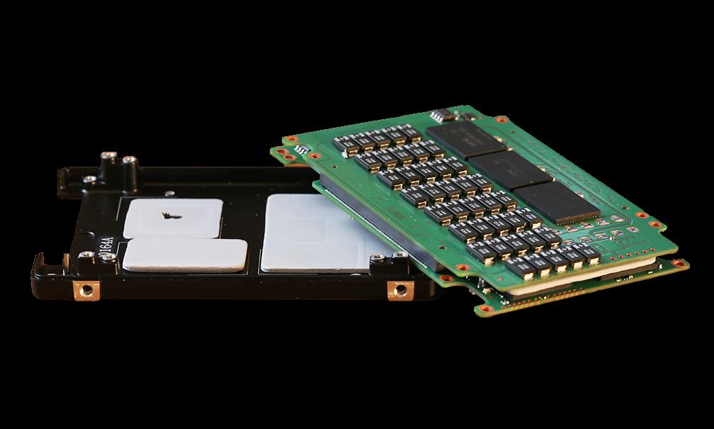 Samsung XS1715 1.6GB NVMe SSD Dual PCB