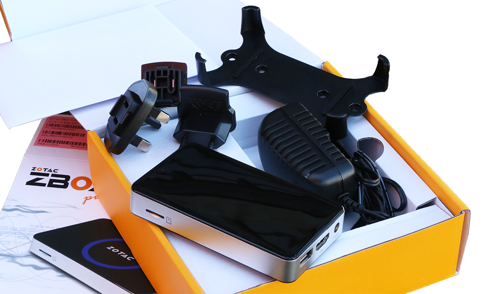 Zotac ZBox Pico Accessories