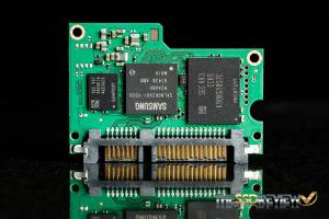 Samsung 850 EVO 120GB PCB Front