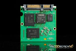 Samsung 850 EVO 500GB PCB Front