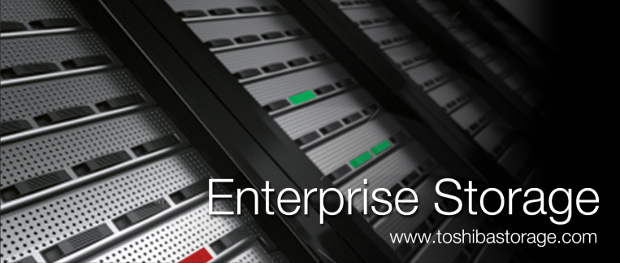 Toshiba enterprise stoage banner 2