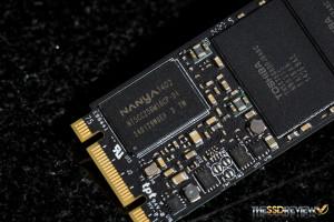 Plextor M6e Black Edition 256GB DRAM