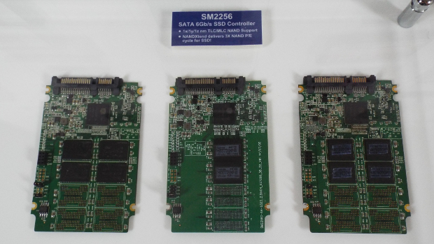 SM2256 on samples
