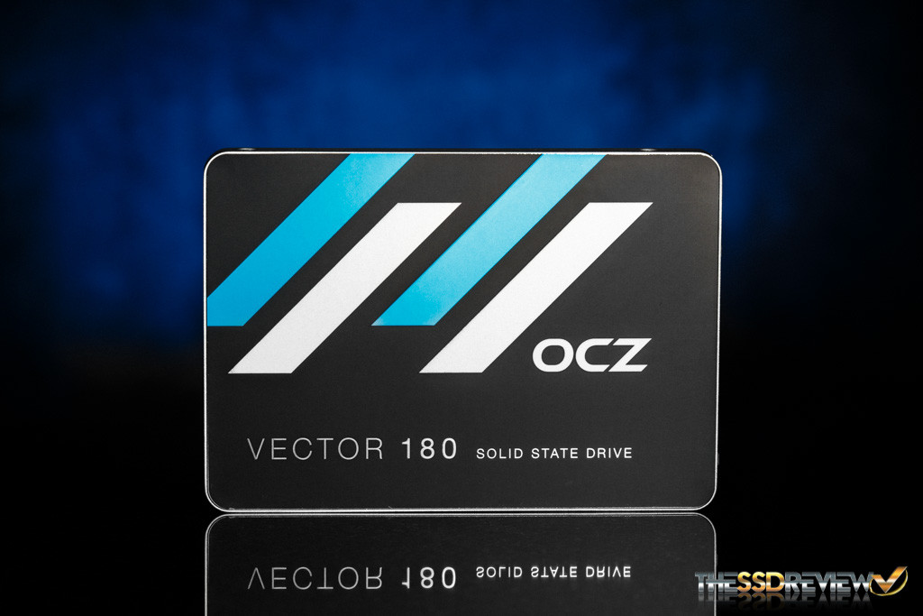 OCZ Vector180 SSD Front