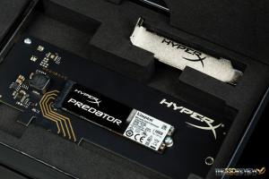 Kingston HyperX Predator 480GB Closer Look