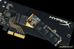 Kingston HyperX Predator 480GB Disassembled
