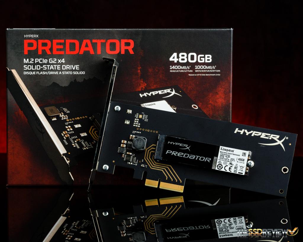 SSD of the Week – Kingston HyperX Predator | The SSD Review