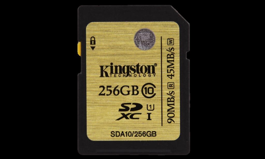 Kingston SDXC Memory Card Photo-5