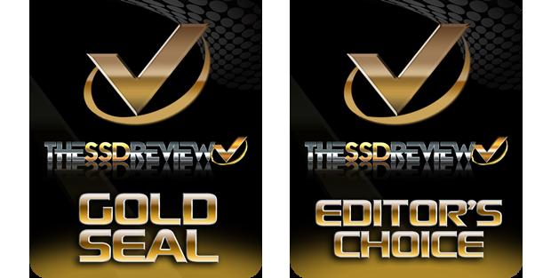 TSSDR Gold Seal and Editors Choice