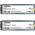Patriot Ignite M.2 SSD 240GB and 480GB feature