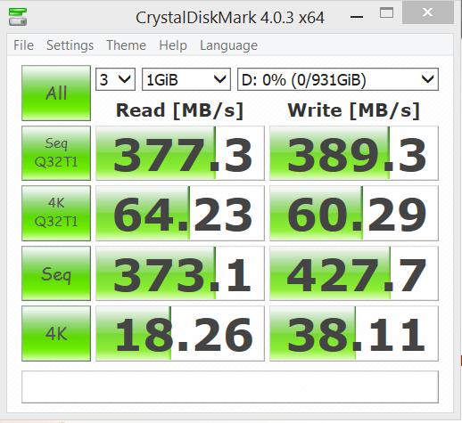 Inateck FE2005 External HDD SSD Enclosure CDM