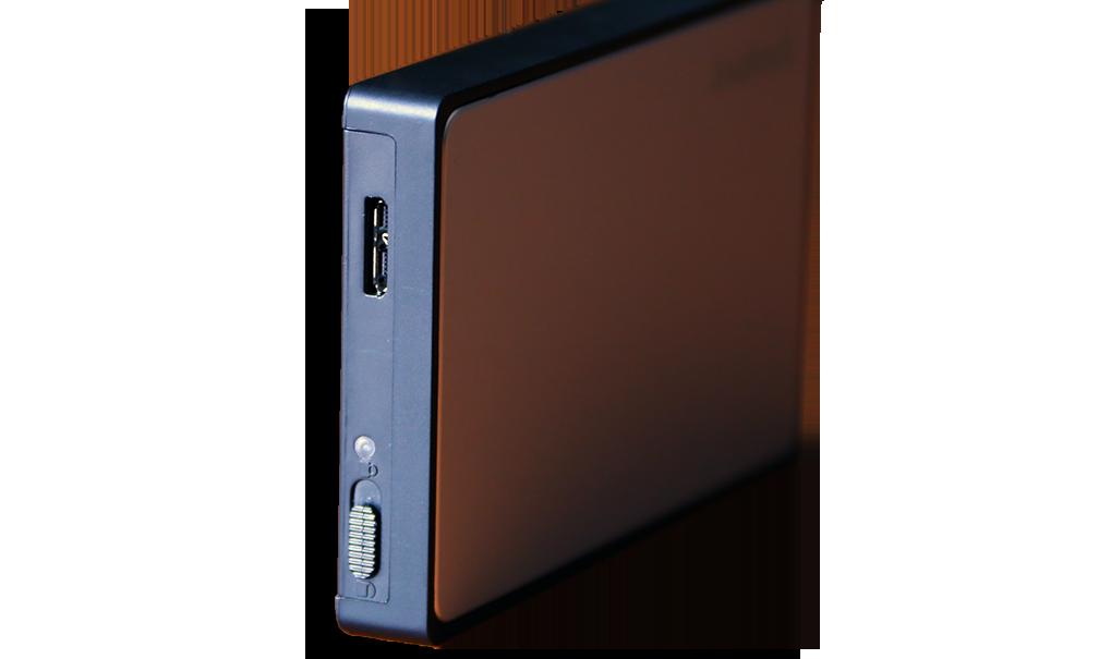 Inateck FE2005 External USP 3.0 UASP Enclosure Front
