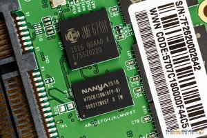 Adata XPG SX930 Controller and DRAM