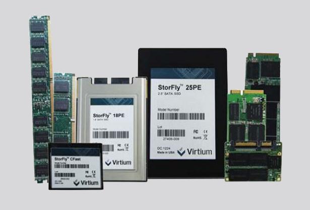 Virtium StorFly series of SSDs