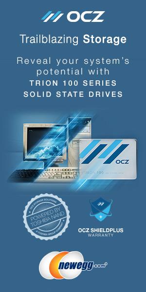 OCZ Trion 100!