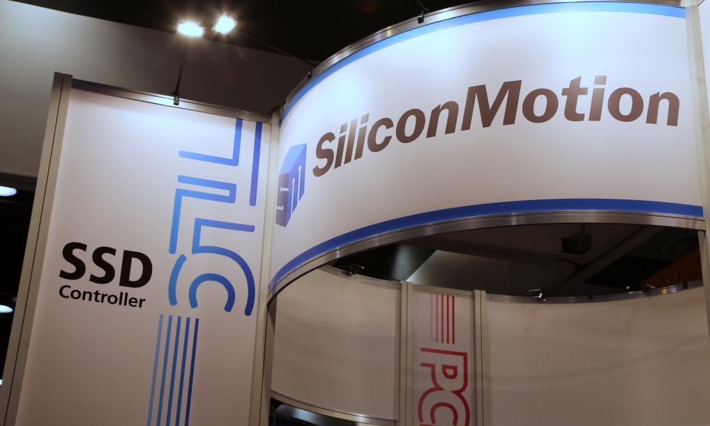 Silicon Motion FMS 2015 Featured