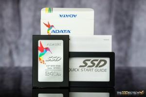 Adata Premier SP550 240GB Accessories