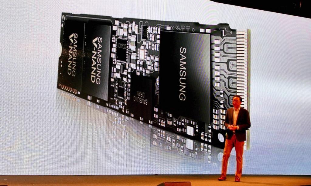 Samsung 950 Slide 1