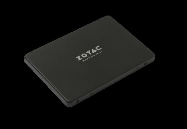Zotac SSD 480GB angled
