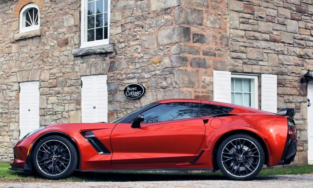C7 Corvette Z06 ALLFLASJ NOTL