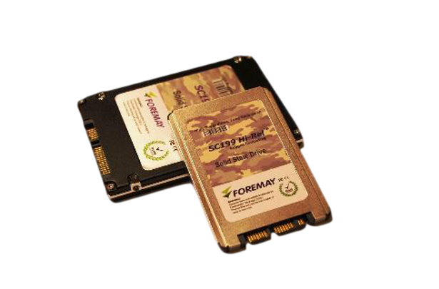 Foremay Self-Encrypting SSD front and rear 2