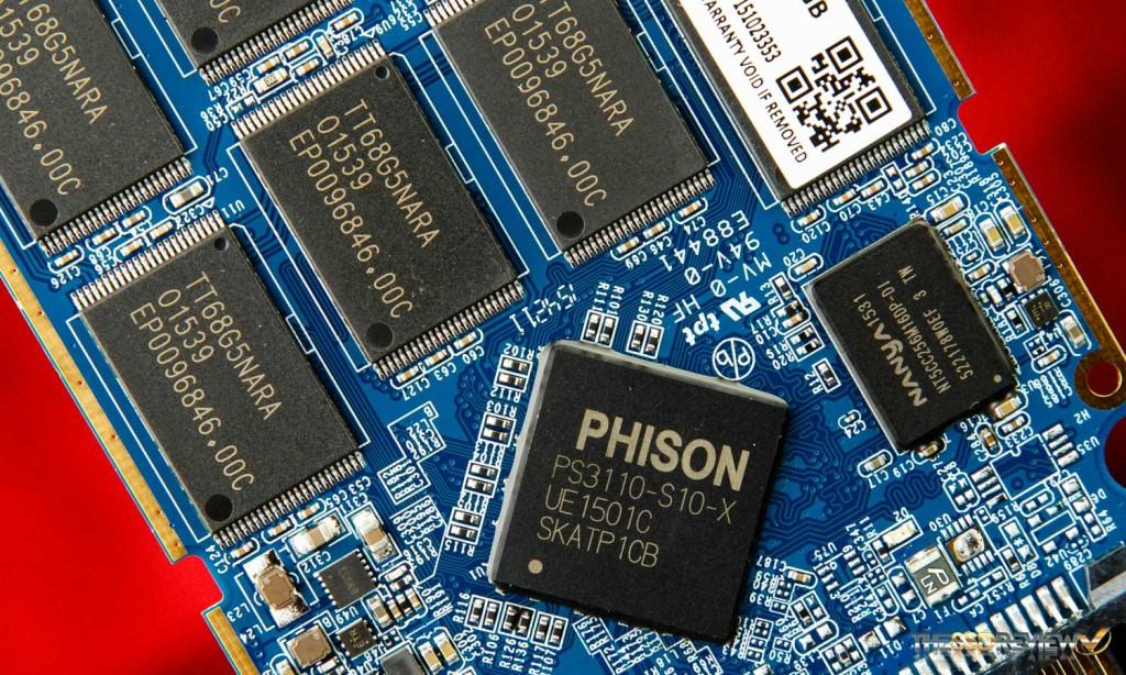 PNY XLR8 CS2211 SSD Controller
