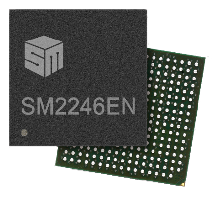 Silicon Motion Announces Updated SM2246EN SSD Controller
