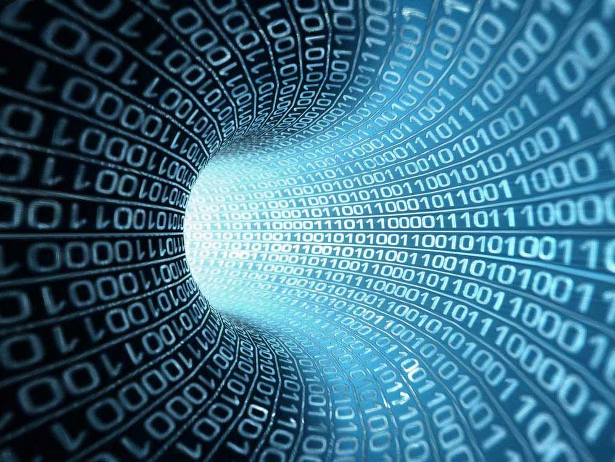 Xitore digital data depiction