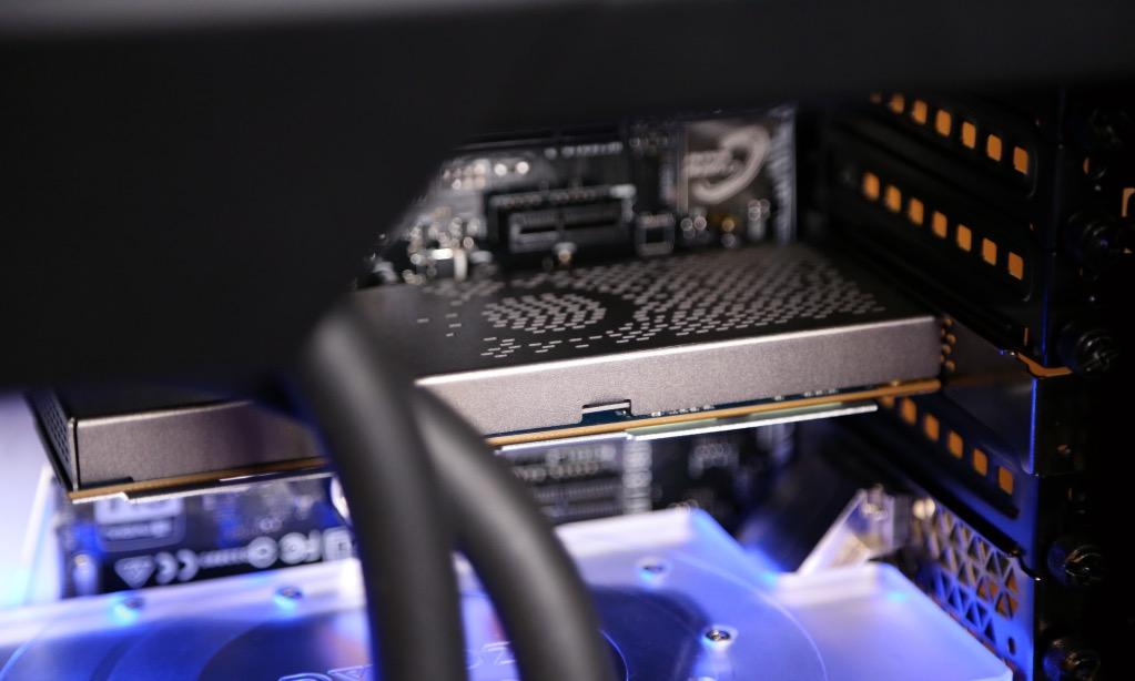 Zotac PCIe SSD CES 2016
