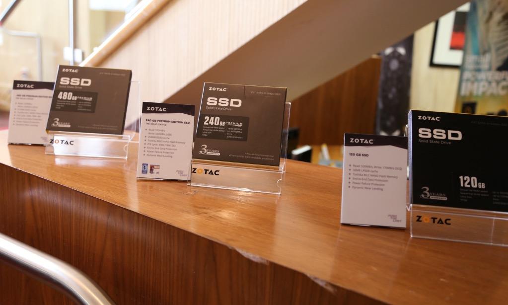 Zotac SSD 1