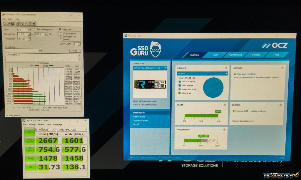 ocz revodrive 400 benchmarks