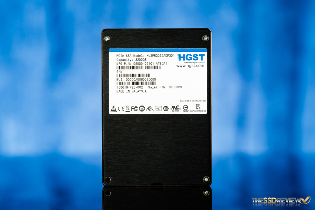 HGST SN100 SSD Main
