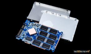 OCZ Trion 150 SSD Open