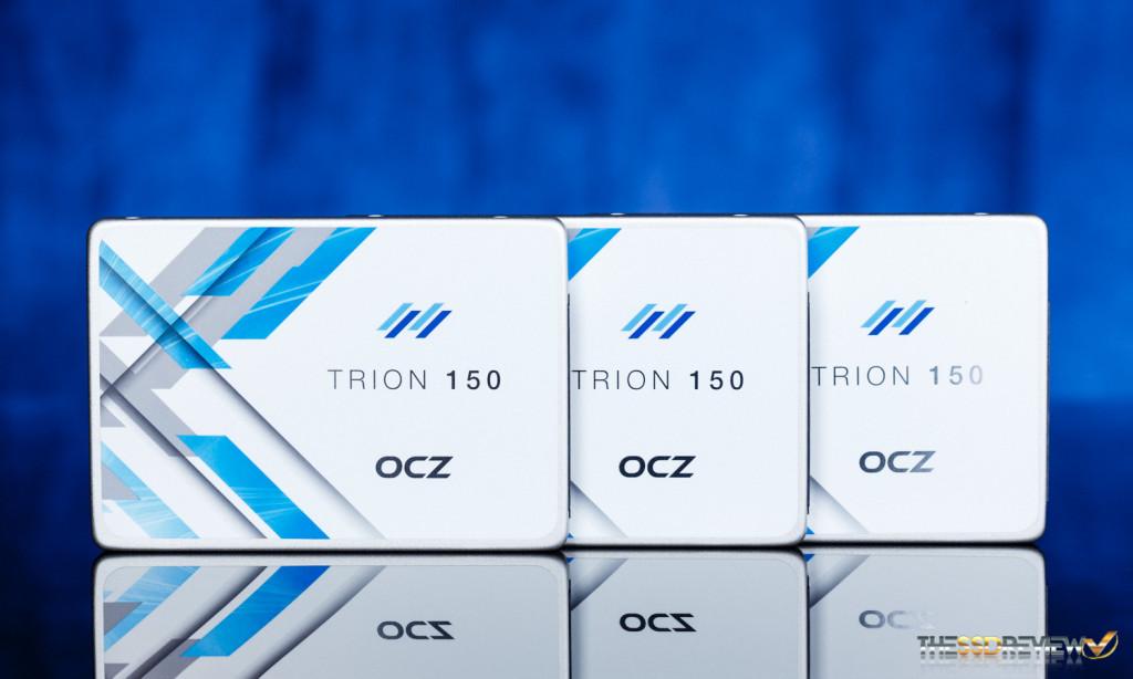 OCZ Trion 150 SSD Stacked