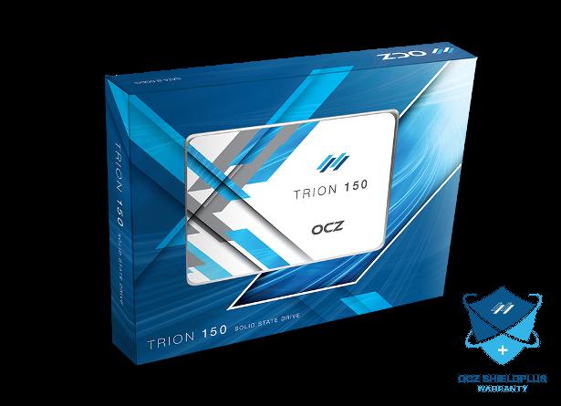 OCZ Trion 150 packaging