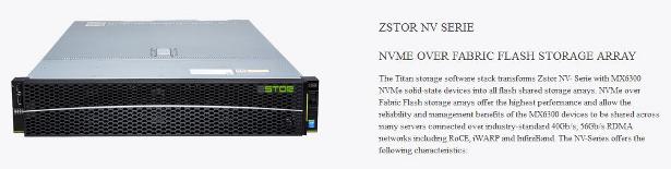 Zstor NV series banner 1