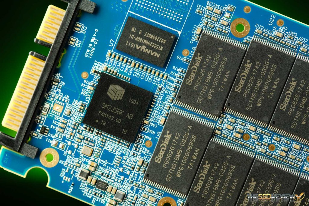 Mushkin Triactor SSD Controller