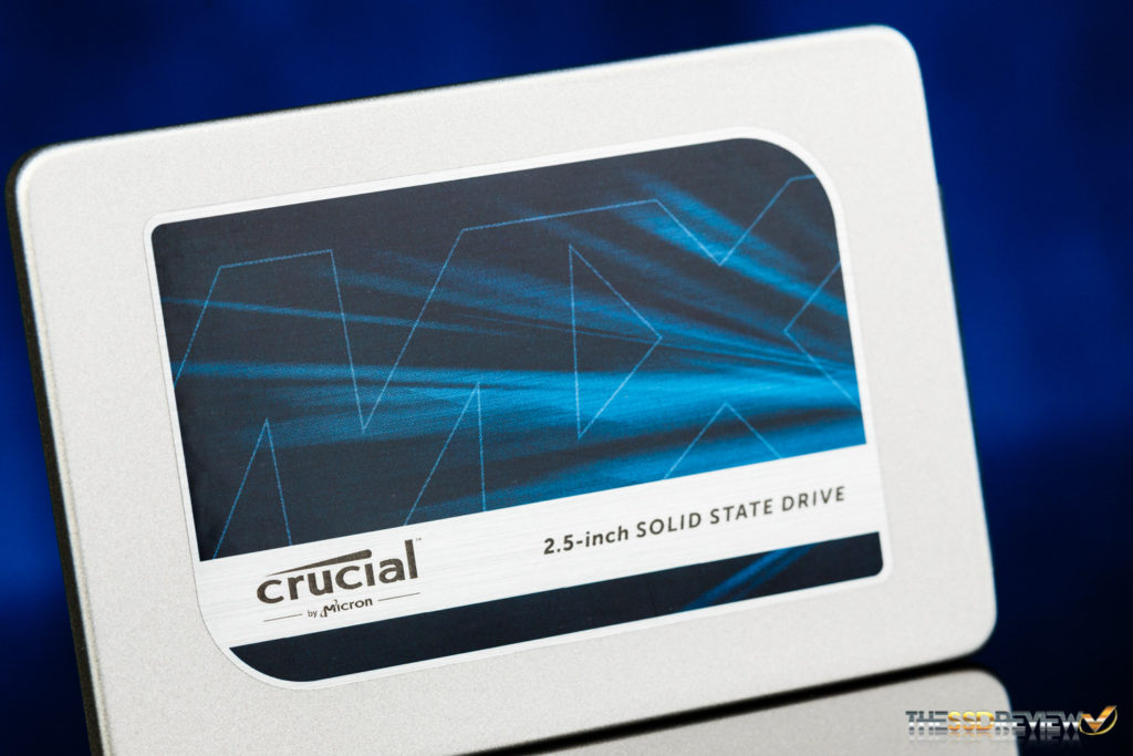 Crucial MX300 750GB Limted Edition Final