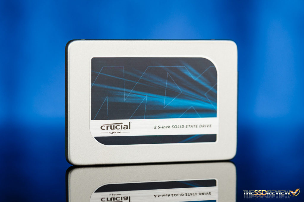 Crucial MX300 750GB Limted Edition Main
