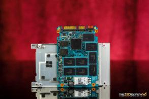 Toshiba HK4R 2TB SATA SSD Disassembled