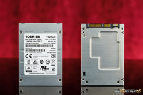 Toshiba HK4R 2TB SATA SSD Front and Back