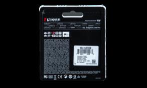 Kingston 512GB SD Card Back