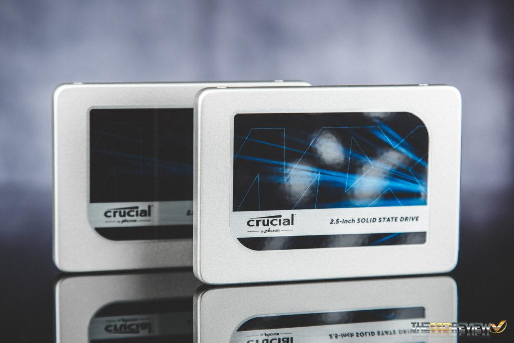 Crucial MX300 1050GB RAID 0 Main