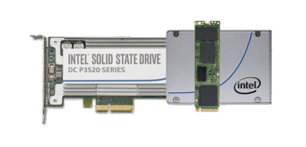 Intel new 3D NAND SSDs