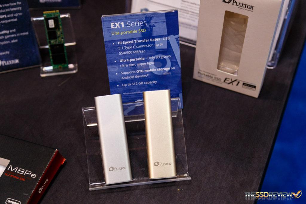 LiteOn Booth FMS 2016 Plextor USB